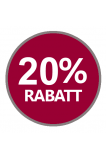 20% Rabatt Badges